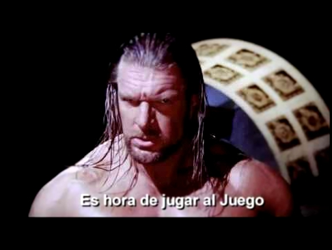 Видеоклип к песне Triple H (The Game): WWE Canción Subtitulada de Triple H   - The Game (HD)
