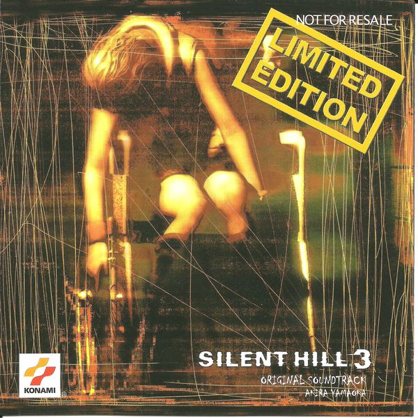 [Akira Yamaoka & Melissa Williamson I Want Love (Silent Hill 3 OST)]