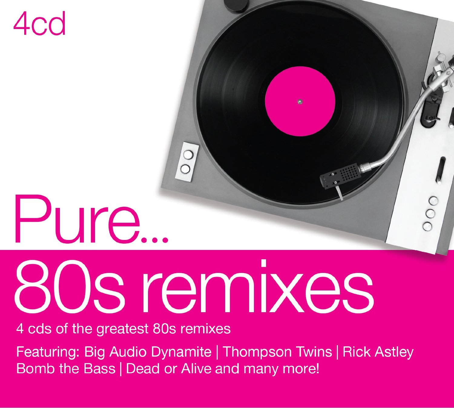 B.A.G 80-s and 90-s & Remixes (Mixed By B.A.G)