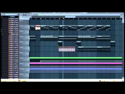 Видеоклип к песне Till It Hurts (feat. Ayden): Yellow Claw Ft. Ayden - Till It Hurts [FL Studio Remake]