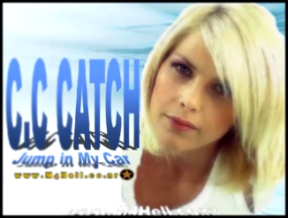 Видеоклип к песне Jump in my car: C.C. Catch Jump in My Car