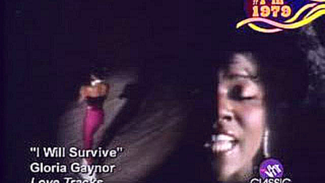 Видеоклип к песне I Love you, baby: Gloria Gaynor-I Will Survive