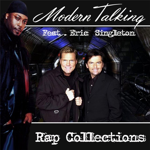 Modern Talking (feat. Eric Singleton)дискотека 80-х You Are Not Alone