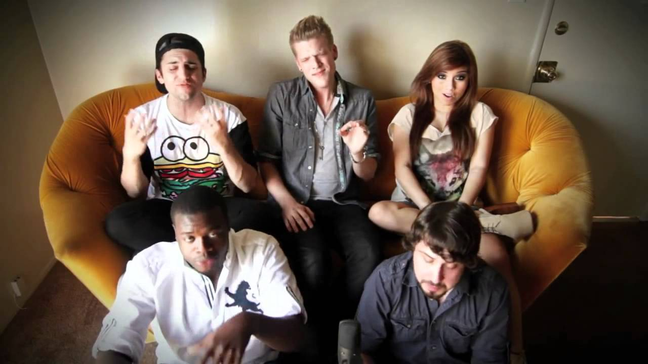 Pentatonix We Are Young (Ringtone)