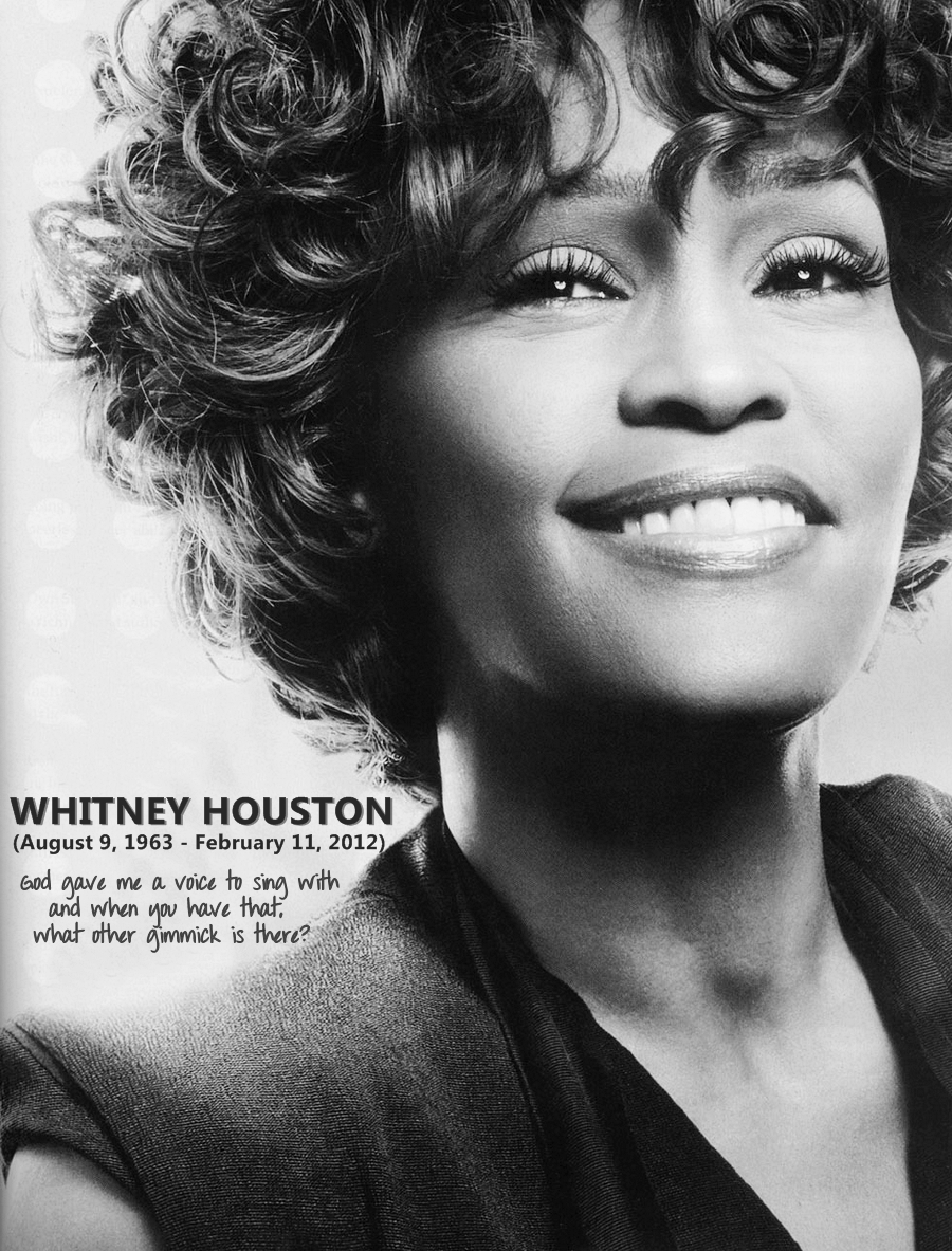Witney Huston My Love Is Your Love